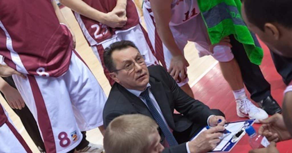 Basket pro : coach