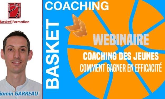 Coaching des jeunes joueurs : gagnez en efficacité…