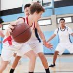 entraînement basket