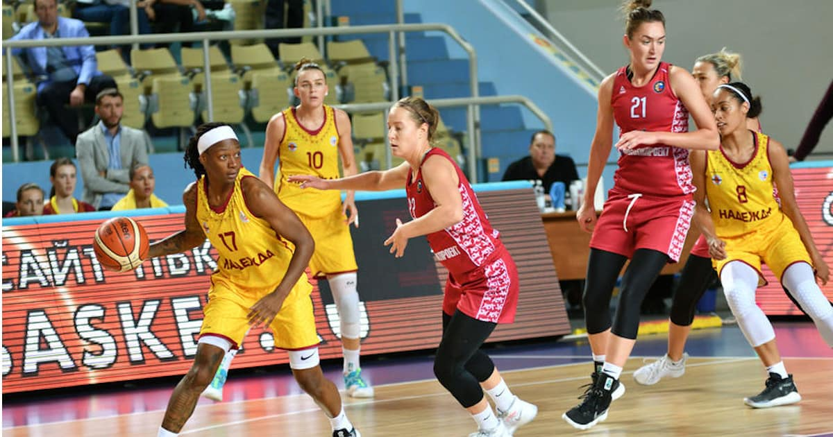basket feminin