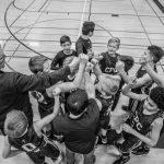 Entrainement Basket U13