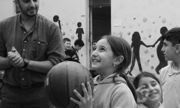 Entrainement basket U11 : Enthousiasme ET SOURIRE