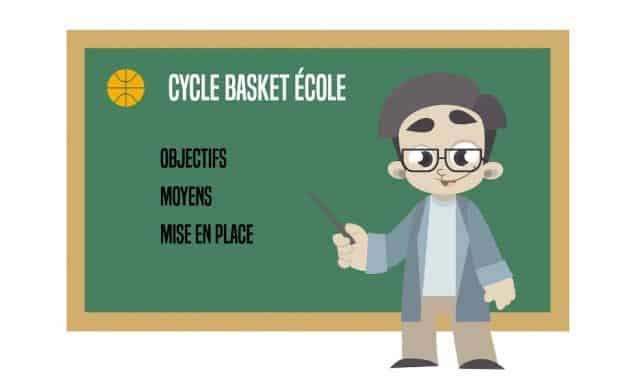 Basket école : comment faire ?