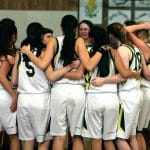 Entrainement basket U15