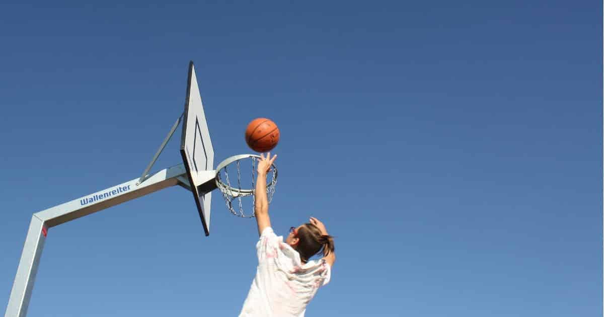 Shoot basket