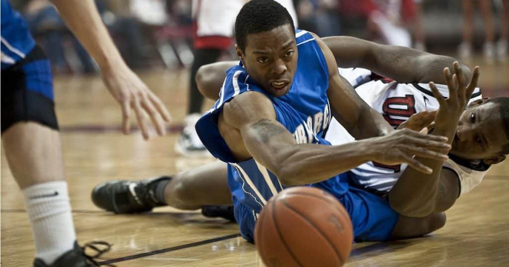 Défense individuelle basket steal