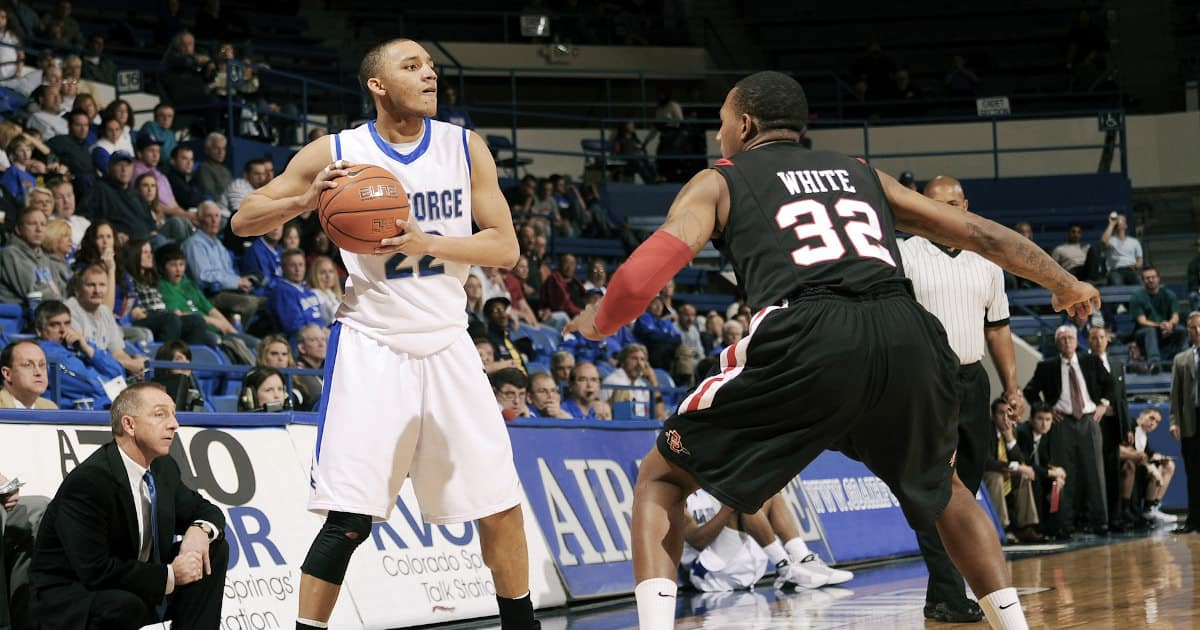 défense individuelle basket