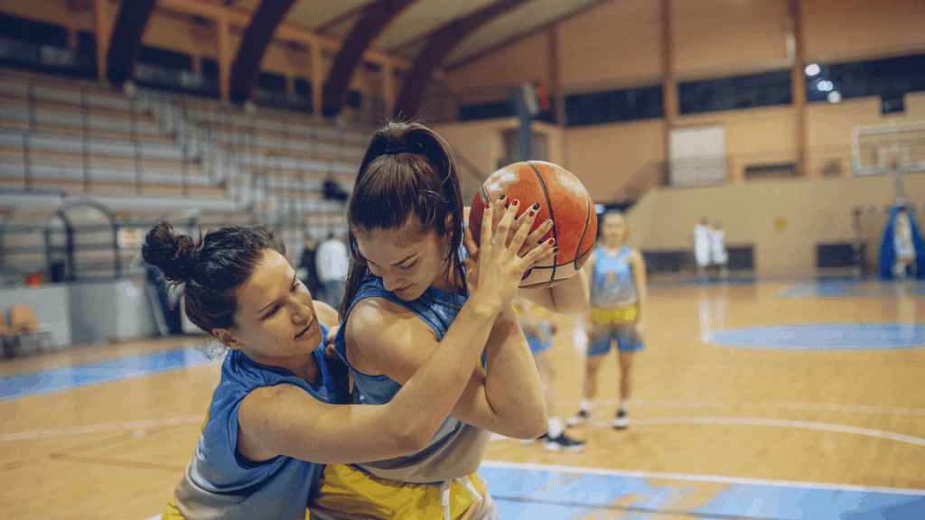 basketball performance duel