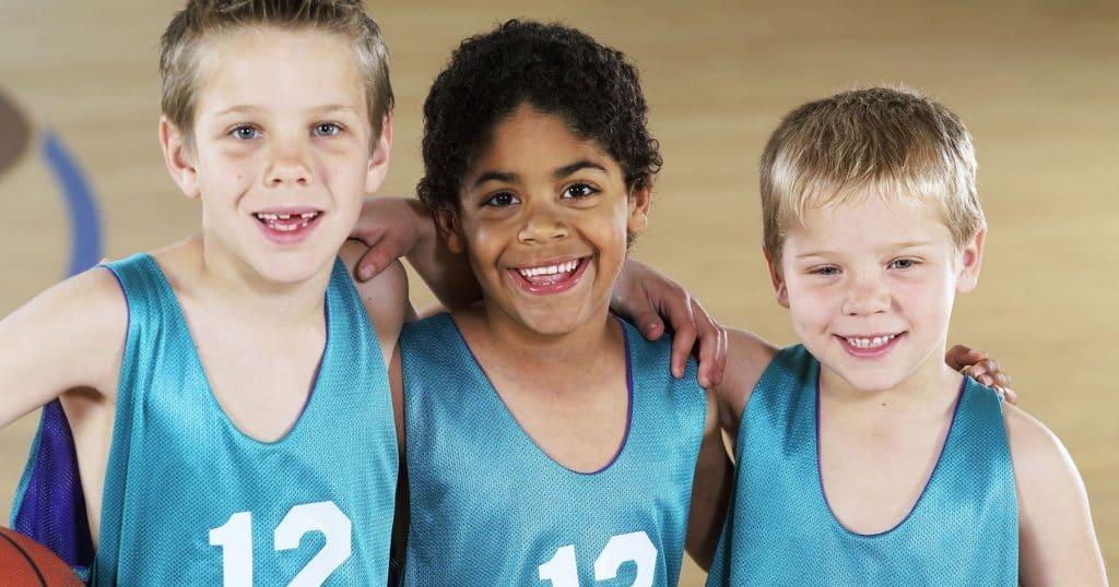 Gestion equipe basket enfant