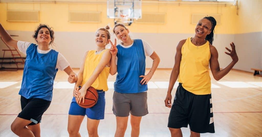 Gestion equipe basket reserve