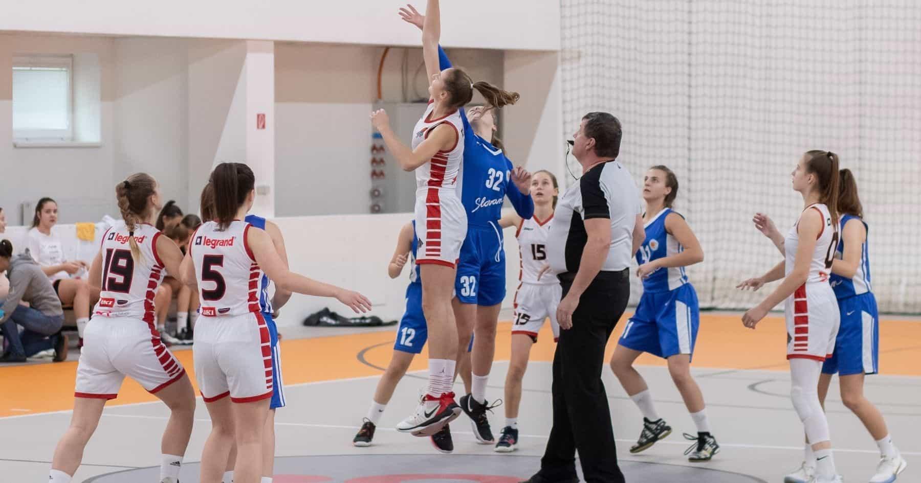 entrainement basket U17